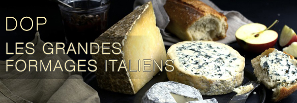 DOP fromages italiens
